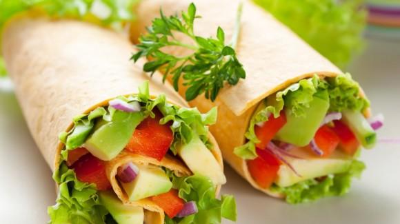 Vegan Doner Kebab wrap (BINNENKORT)