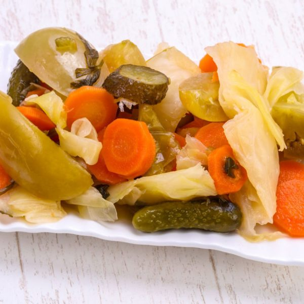 Mixed Pickels